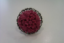 Bigger Rose Ring = 12€