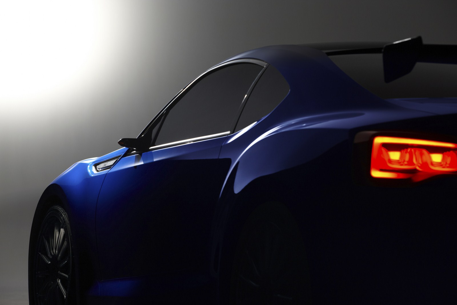 The New Upcoming 2015 Subaru BRZ Turbo 1024 X 768 Wallpaper Car Available In HD Resolution And Widescreen For Your Device