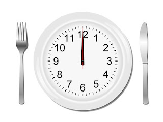 Manger à heures fixes