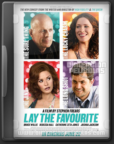 Lay The Favorite (DVDRip Ingles Subtitulada) (2012)
