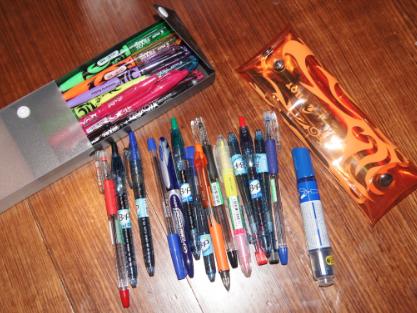 Pilot Pens