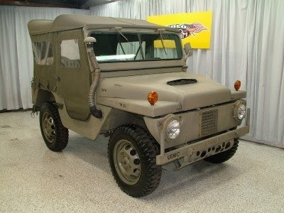 Mighty Mite Jeep