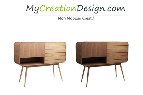 pour ranger une commode design c. Black Bedroom Furniture Sets. Home Design Ideas