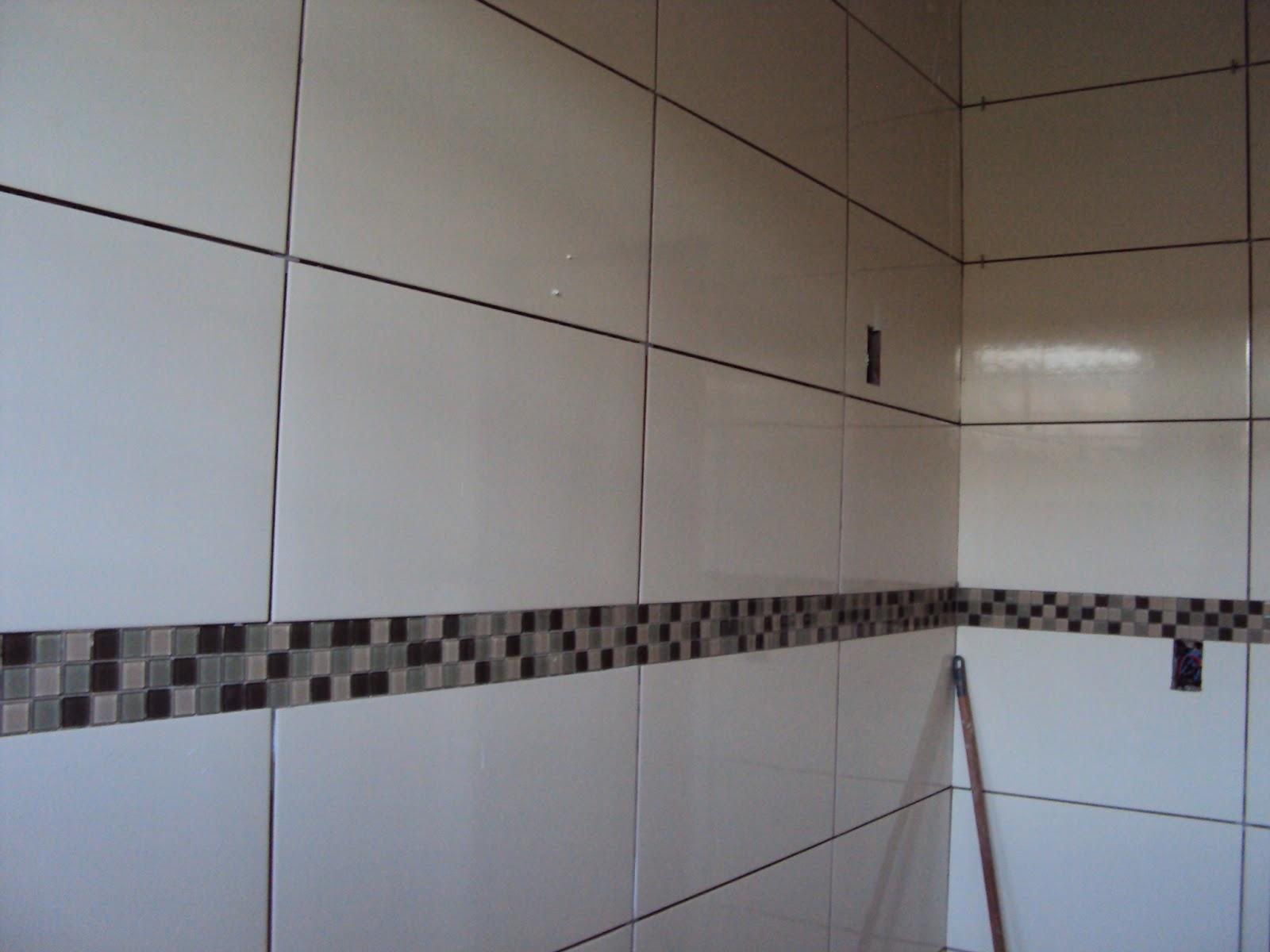 VIAGEM 2014: Gesso e revestimentos dos banheiros!! #546377 1600 1200