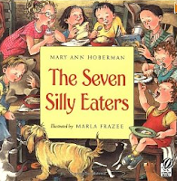 The Seven Silly Eaters | Favorite Kids Books for 2-6 year olds | MoneywiseMoms