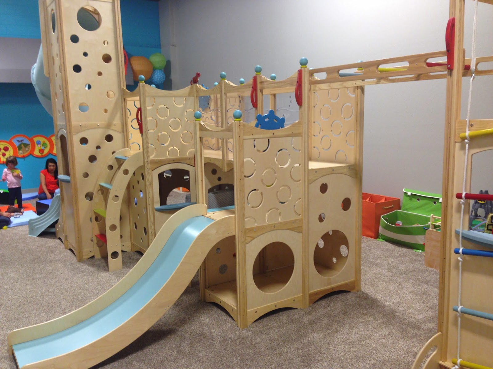 Silicon Valley Toddler (and beyond!): Play Space/Cafe Review ...
