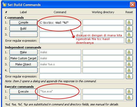 Cara paling mudah Compile Bahasa C di Windows