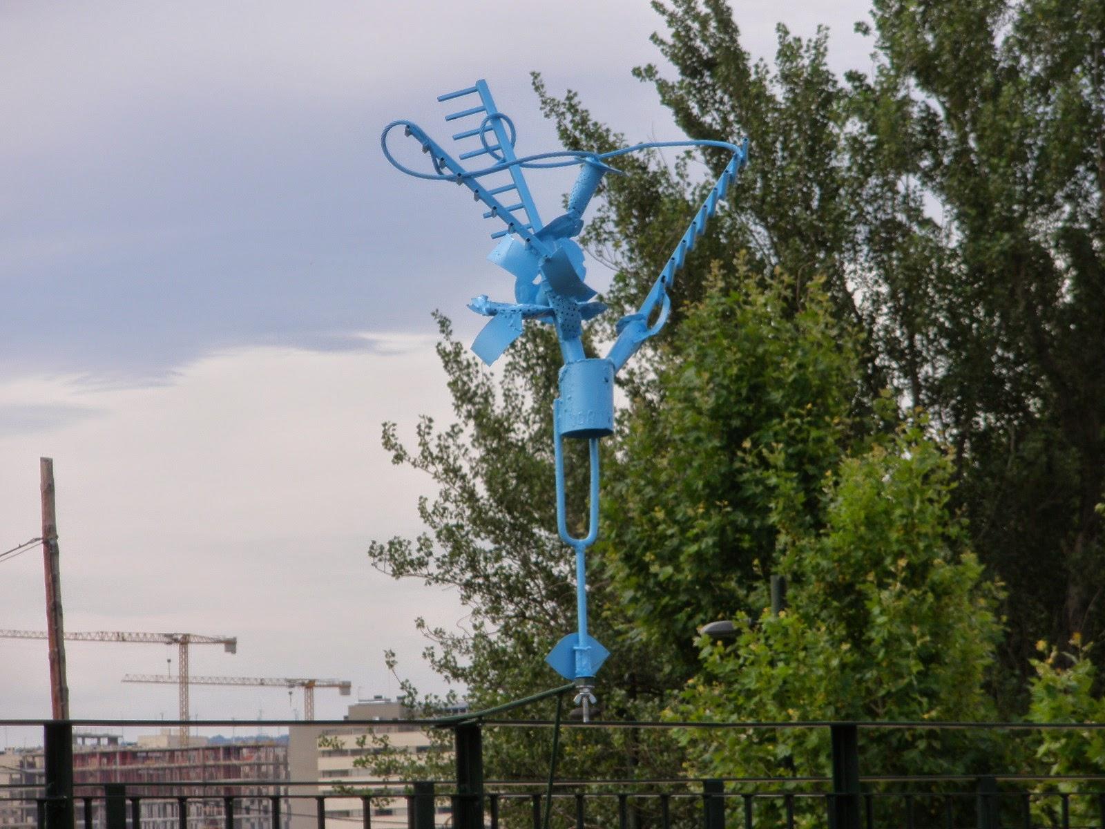 Escultura Vicente Fanlo