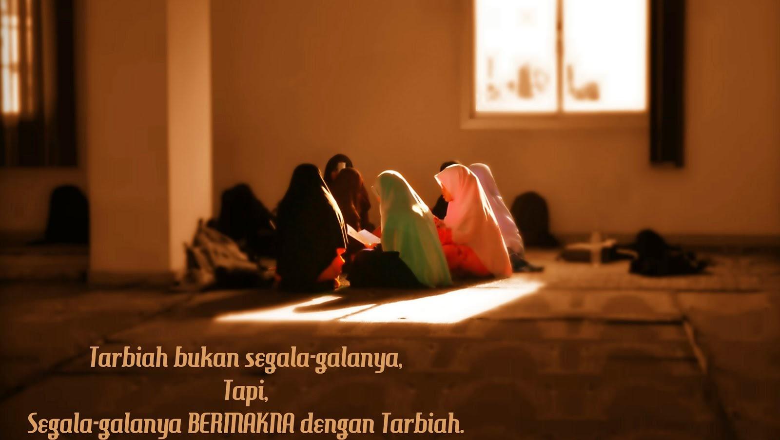 Jom Tarbiyah !