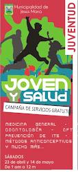 CAMPAÑA JOVEN Y SALUD