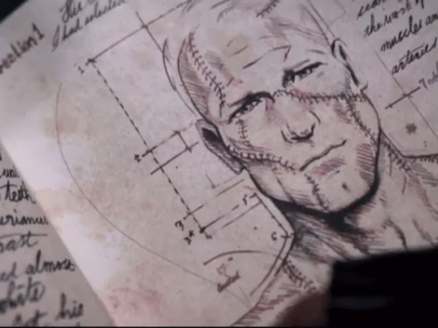 I, Frankenstein ~ the Journal    A Constantly Racing Mind