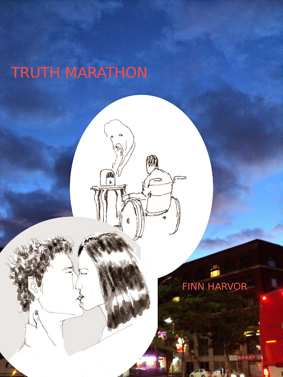 Truth Marathon - excerpts from full screenplay novel