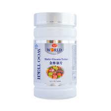 multi vitamin herbal