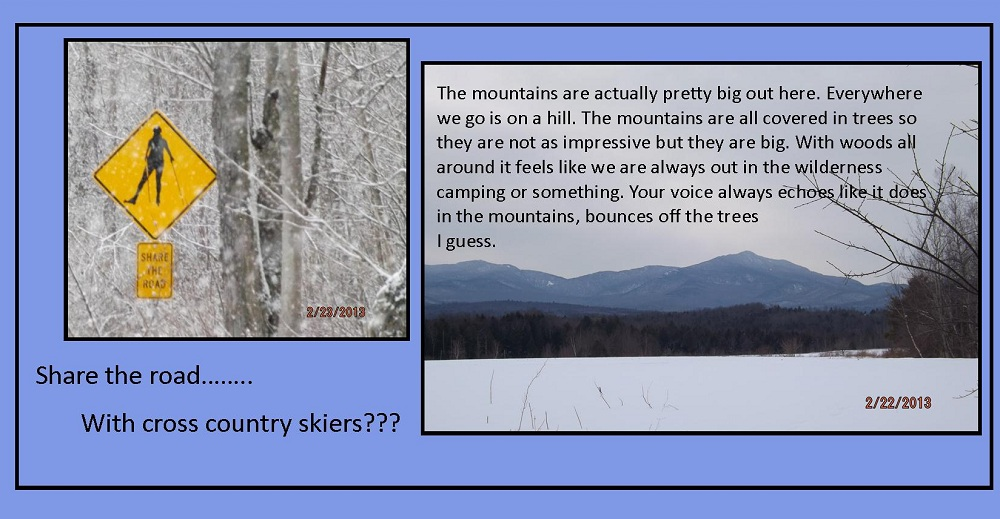 February 23, 2013 - Mountains of Vermont
