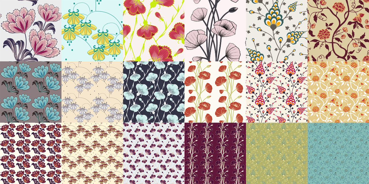 Tumblr Flower Patterns Flower Patterns by