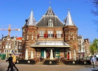 De Waag Nieuwmarkt Amsterdam