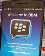 Inilah jawaban BlackBerry menanggapi berita BBM for Android akan ditarik dan dihapus 1 Desember 2013