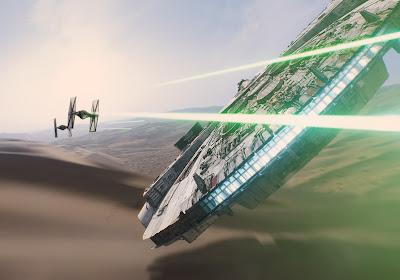 Ultimo video de Star Wars El despertar de la Fuerza