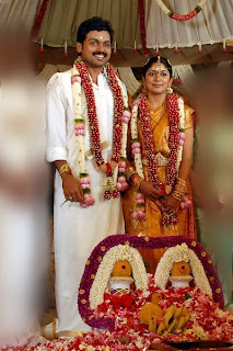 karthik ranjani marriage photos