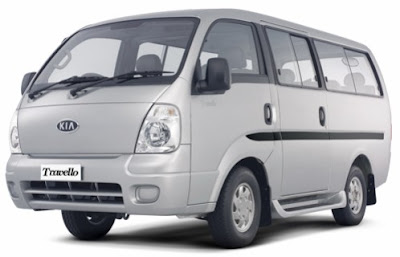Rental Mobil KIA TRAVELLO Jakarta