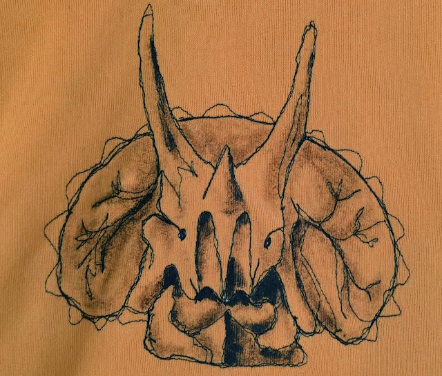 Sudadera triceratops