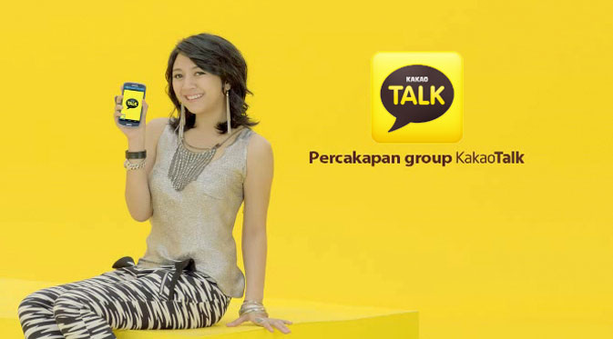 ... , Home / Aplikasi / Tips / Cara Daftar & Download Aplikasi KakaoTalk