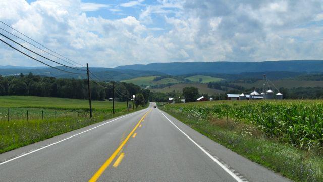 Macgellan: US Hwy 30: Western Pennsylvania