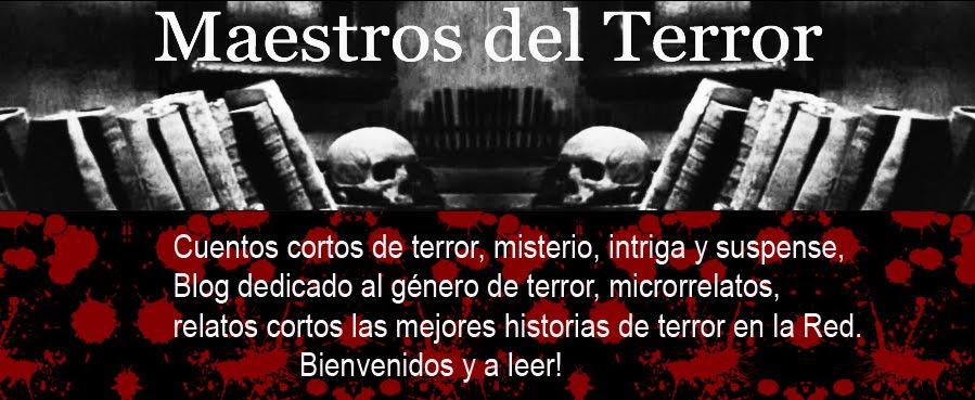 Maestros del Terror