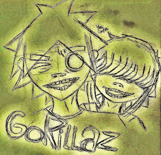 Noodle Gorillaz