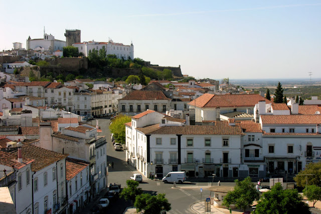 Pontos turísticos de Évora