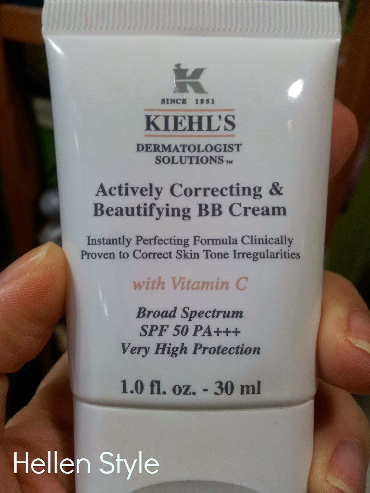 BB cream de Kiehls