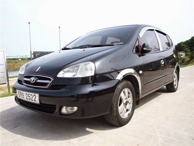 Daewoo Car Pictures