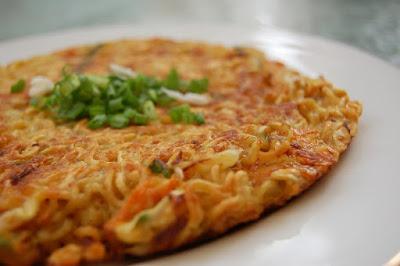 Resep dan Cara Membuat Omelet Mie