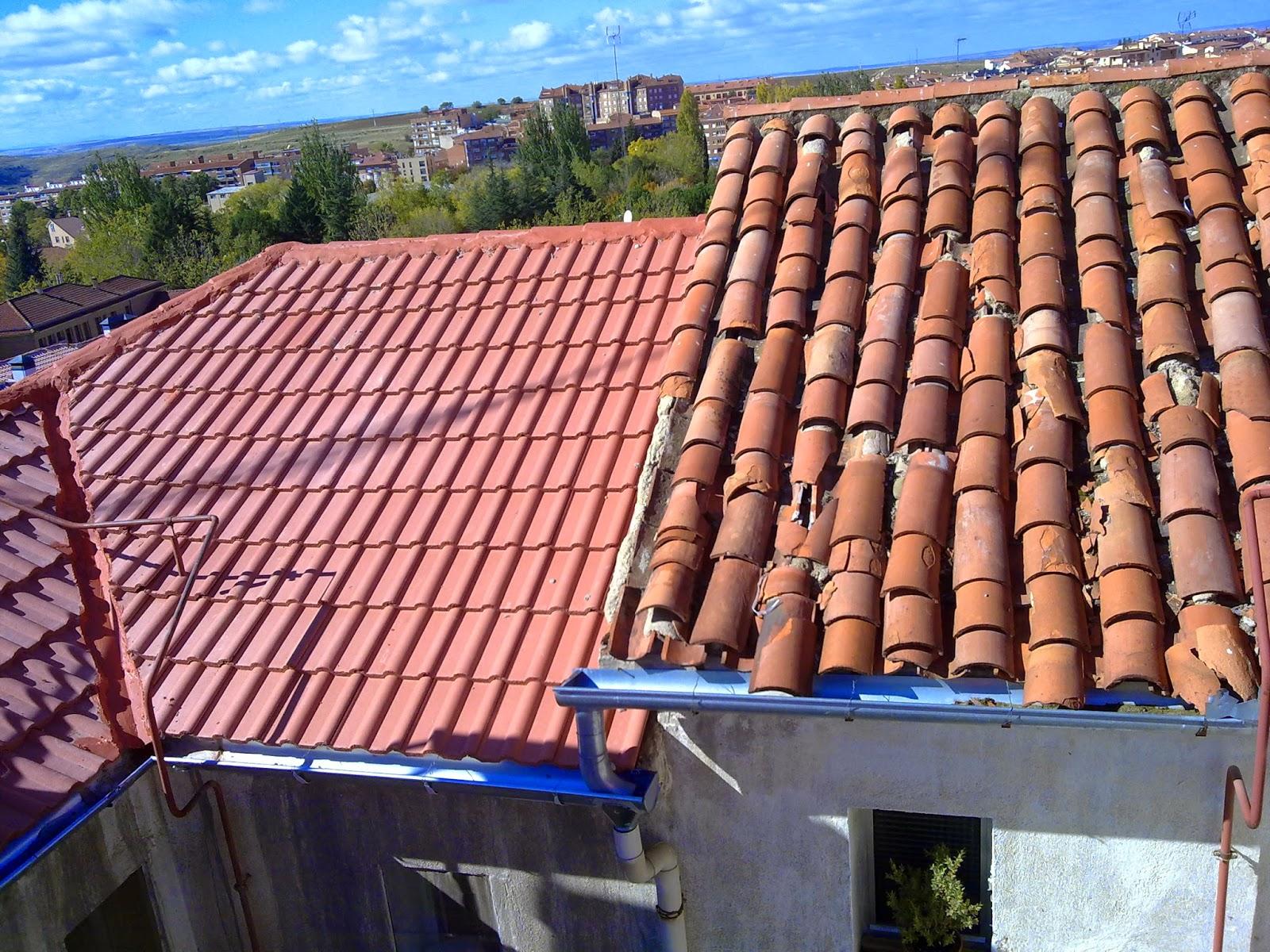 Impermeabilizaciones goteras y humedades de tejados for Tejados de madera baratos