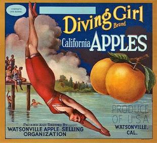 Diving Girl brand