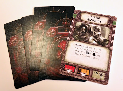 Death angel event cards