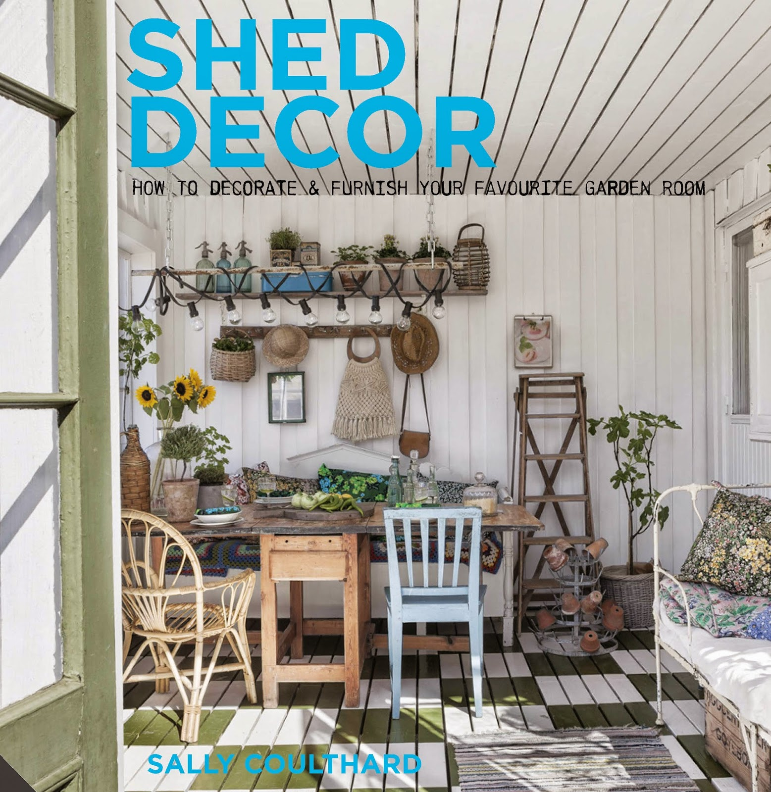 the potting shed uk book review shed decor