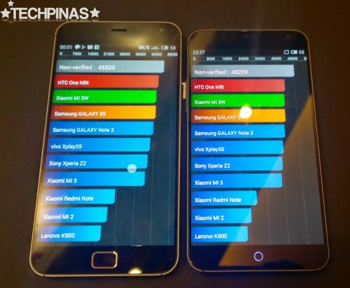 Meizu MX4 Pro, Meizu MX4 Pro Antutu Benchmark Score, Samsung Exynos 5 Octa 5430 Antutu