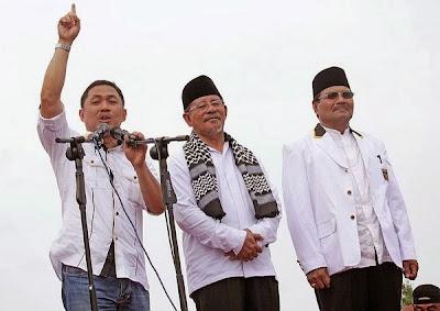 Anis Matta, Abdul Gani Kasuba dan M. Nashir Thaib