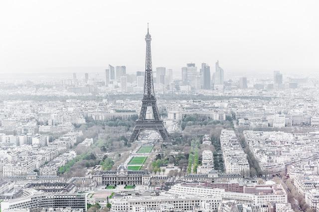 Belíssimas fotos de Paris destacam os boulevards e a arquitetura da Cidade