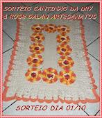 SORTEIO DA ROSE GALAN COM DRY