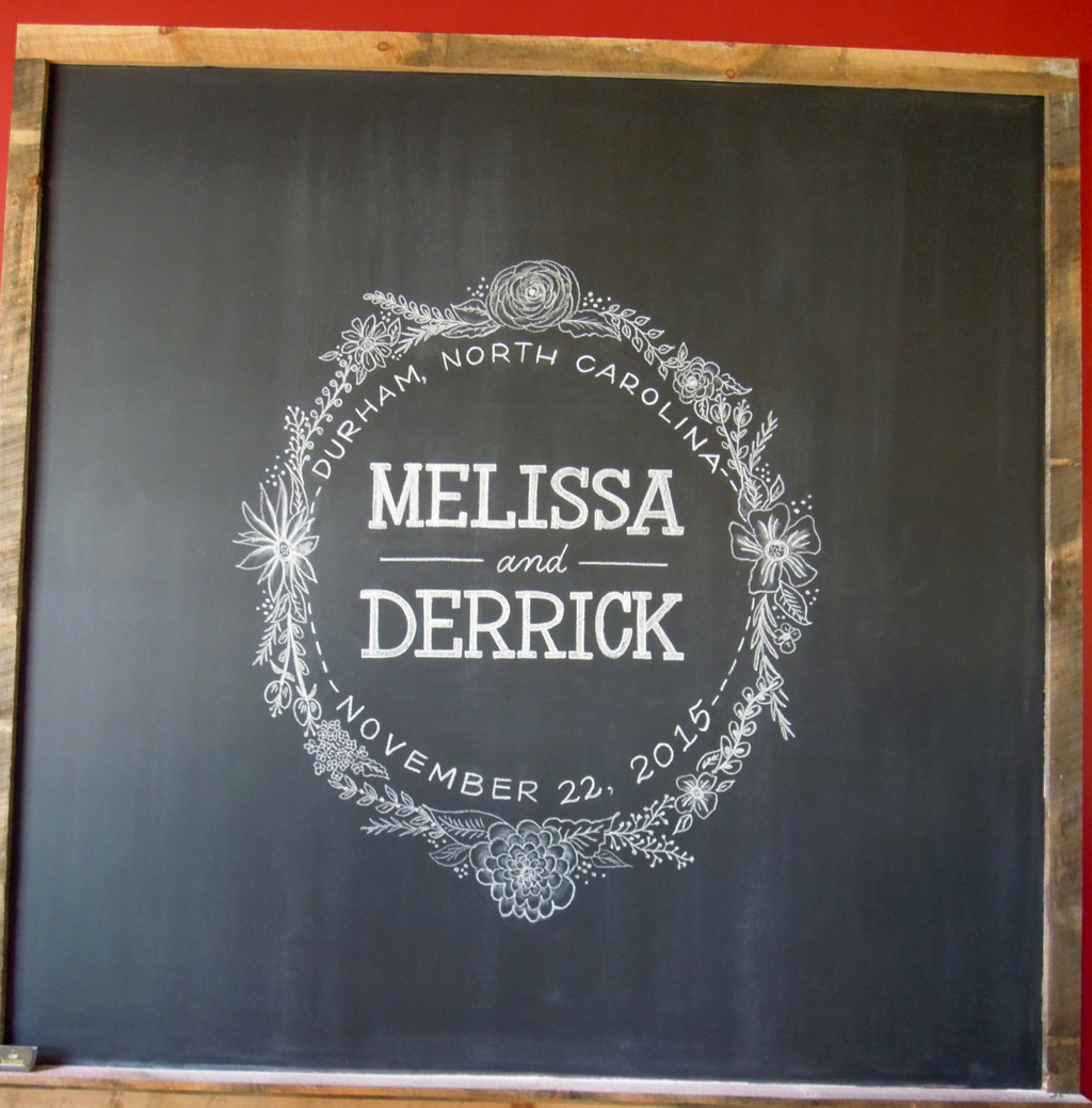 Raleigh Wedding Blog Melissa And Derrick Wed At The
