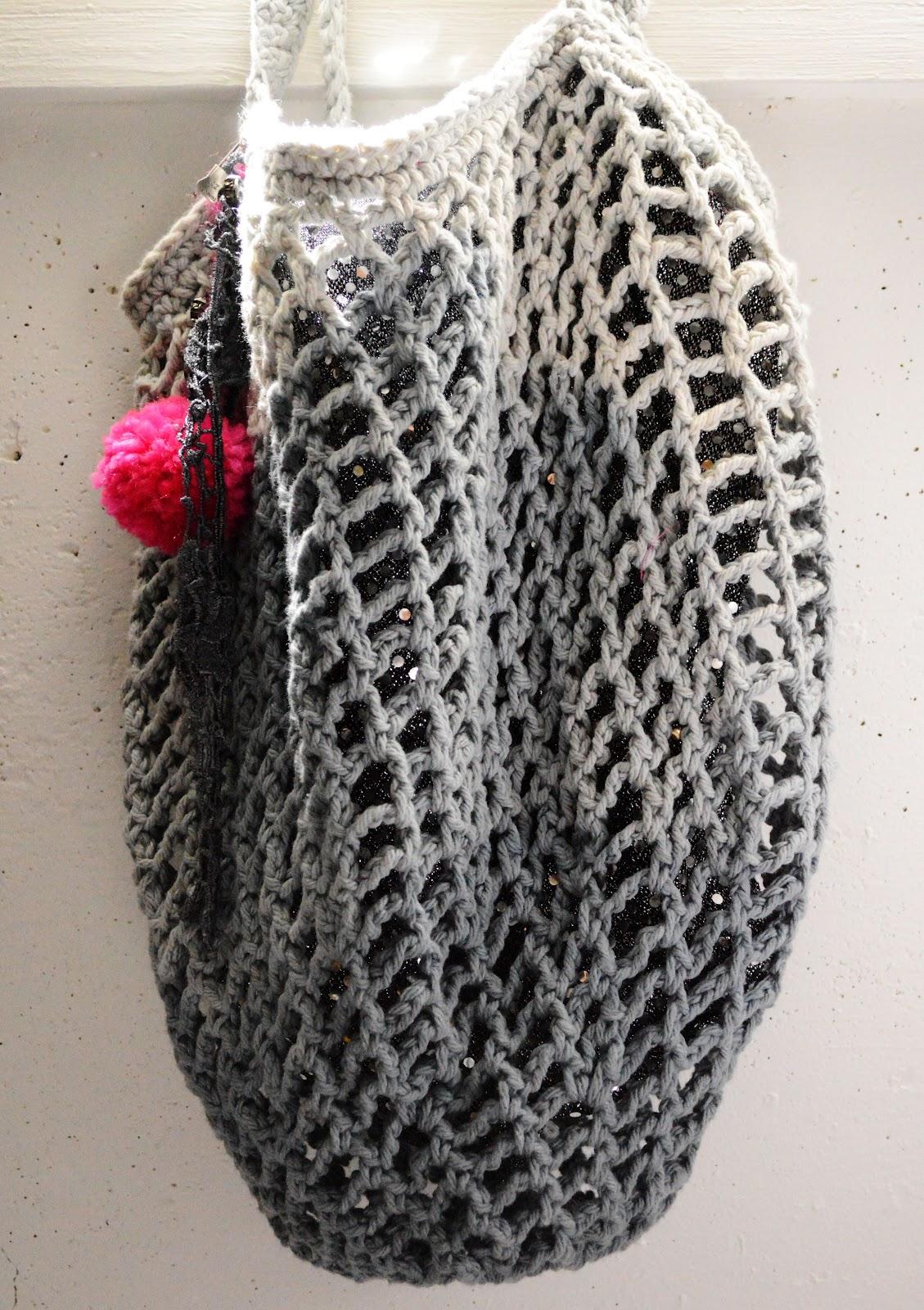 Maize Hutton: Crochet a Free People-like Bag