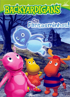 Download – Backyardigans Os Fantasminhas - DVDRip AVI + RMVB Dublado
