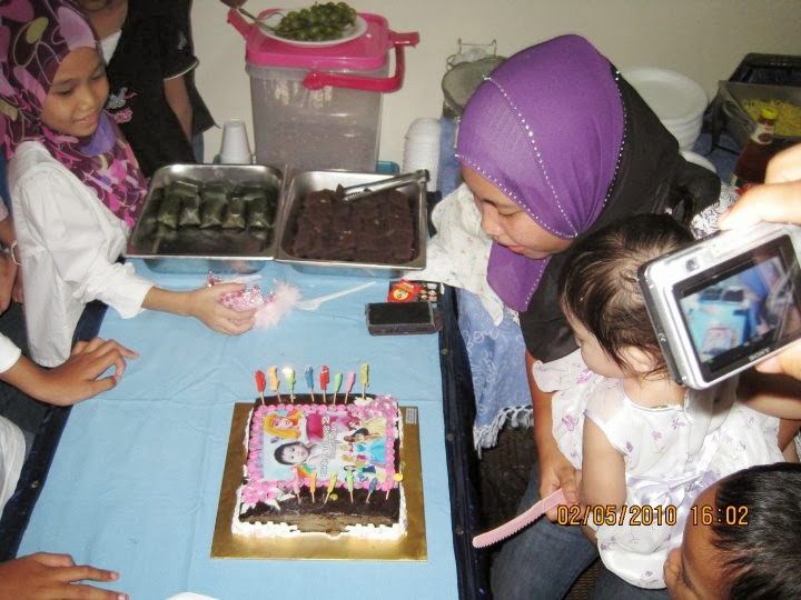 kyra 2nd Bday