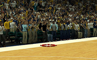 NBA 2K13 Indiana Pacers Crowd Fix Mod NBA2K