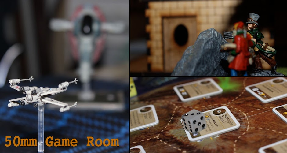 50mm Game Room