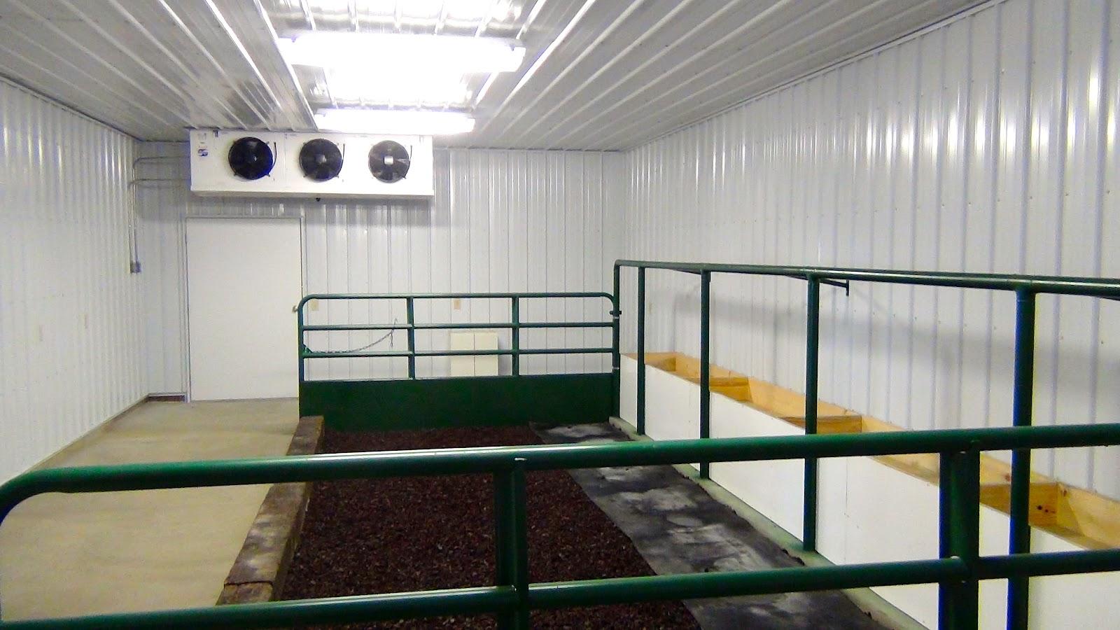 Small Calf Barn Design on Calving Barn Floor Plan