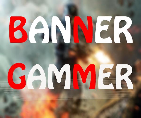 Banner Gamer