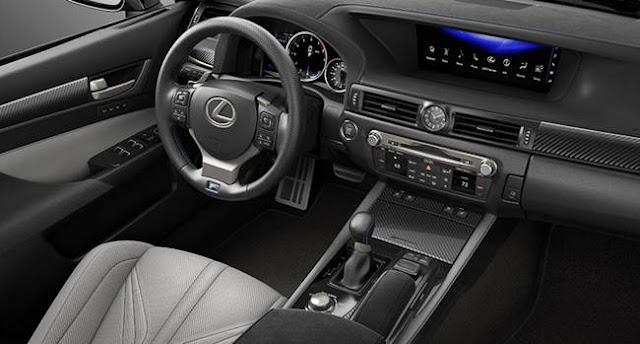 2016 Lexus GS F Review